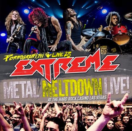Extreme Pornagraffitti - Live 25 - Metal Meltdown - 2016 - #MO99ILMN