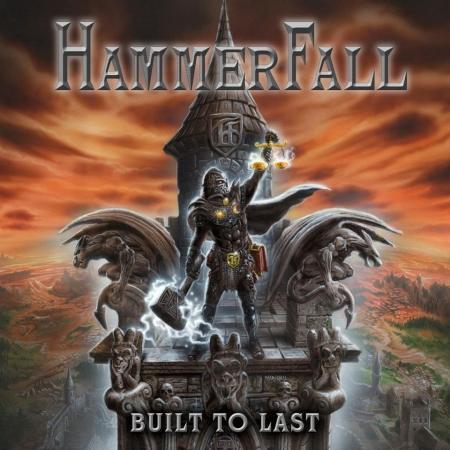 Hammerfall - Built To Last - promo album cover pic - 2016- #MO33ILMNMSSO633