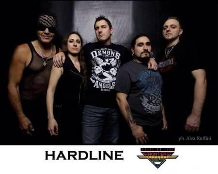 Hardline - 2016 - promo band pic - #339933ILMNGSO