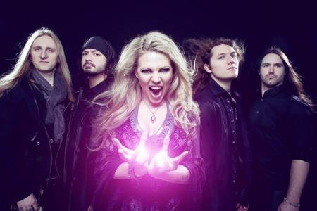Kobra And The Lotus - Band Publicity Pic - 2016 - #33ILMNSMOS933