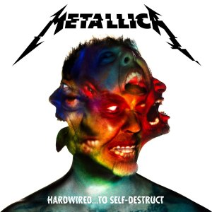 Metallica - Hardwired To Self-Destruct - promo album cover pic - 2016 - #0820MOILMNSMOS