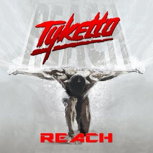 Tyketto - Reach - promo album cover pic - 2016 - #MO99033ILMNSMSO3