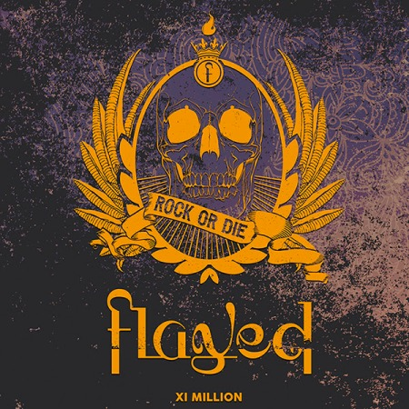 Flayed - XI Million - promo cover pic - 2016 - #MO999ILMFP33