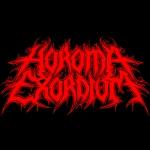 Horoma Exordium - band logo - 2016 - #MO99ILMFSO333