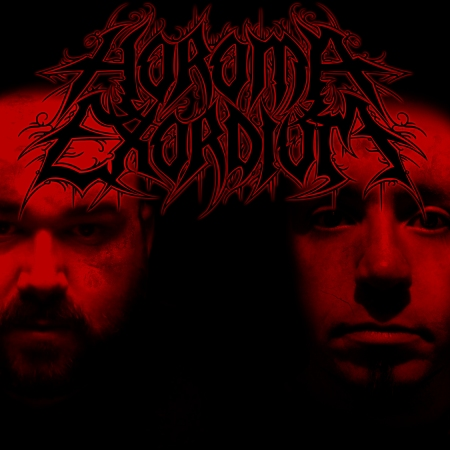 Horoma Exordium - Band promo pic - band logo - 2016 - #MO66ILMFSO6933