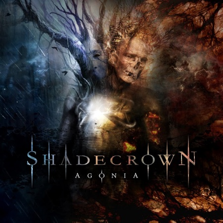 Shadecrown - Agonia - promo album cover pic - 2016 - #MO909ILMF333