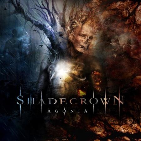 Shadecrown - Agonia - promo album cover pic - 2016 - #MO909ILMF333