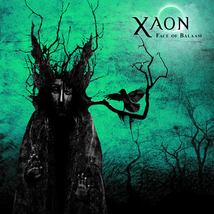 XAON - Face Of Balaam - promo album pic - #MO88ILMNSO0933