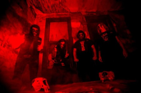 "CRYPT ROT – To Release ""Embryonic Devils"" Through Southern Lord On April 28th"