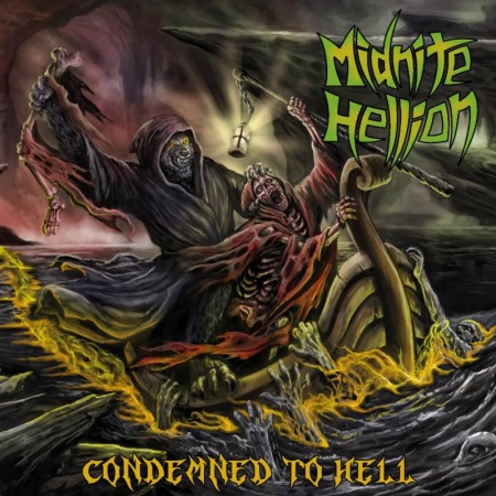 MIDNITE HELLION – Announce Show Dates / New Album In The Works