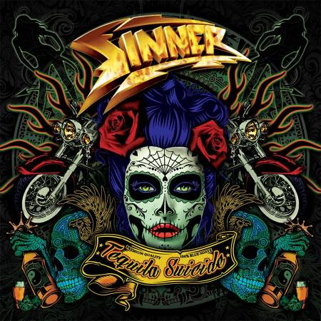 "SINNER ""Tequila Suicide"" (Official Music Video) Is: Metal Odyssey's Metal Pick Of The Day!"