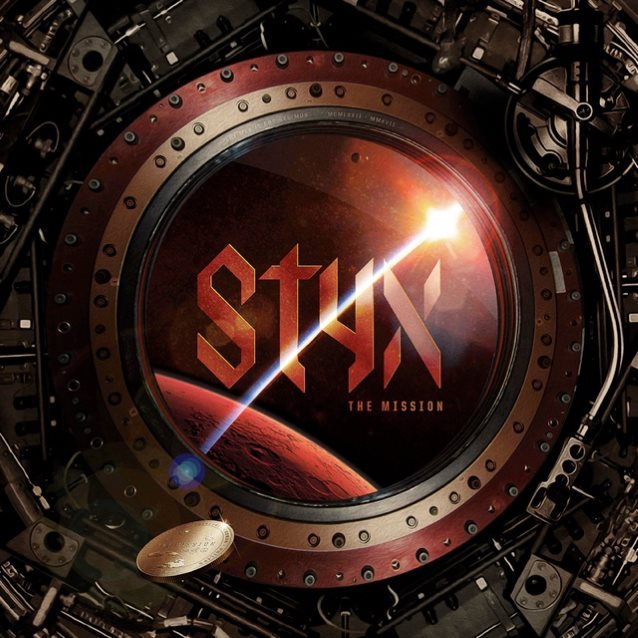 Styx The Mission - promo album cover pic - 2017 - #MO333