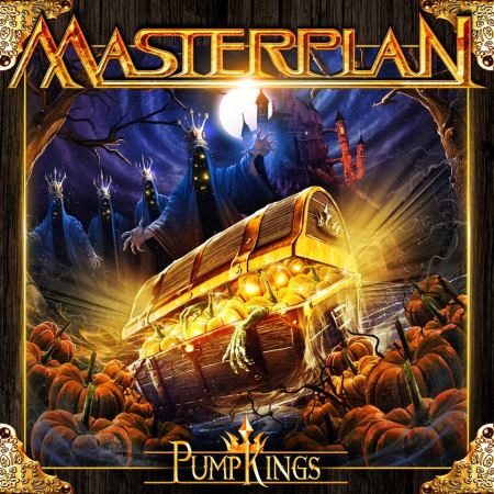 Masterplan - Pumpkings - promo album cover pic - 2017 - #33MO909ILN