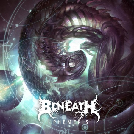 Beneath - Ephemeris - promo cover pic - 2017 - #33MO33