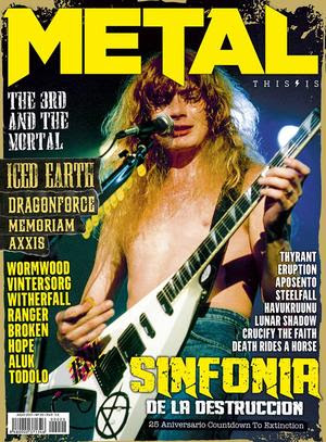 This Is Metal Magazine - Mustaine - Witherfall - 2017 - #33MO33