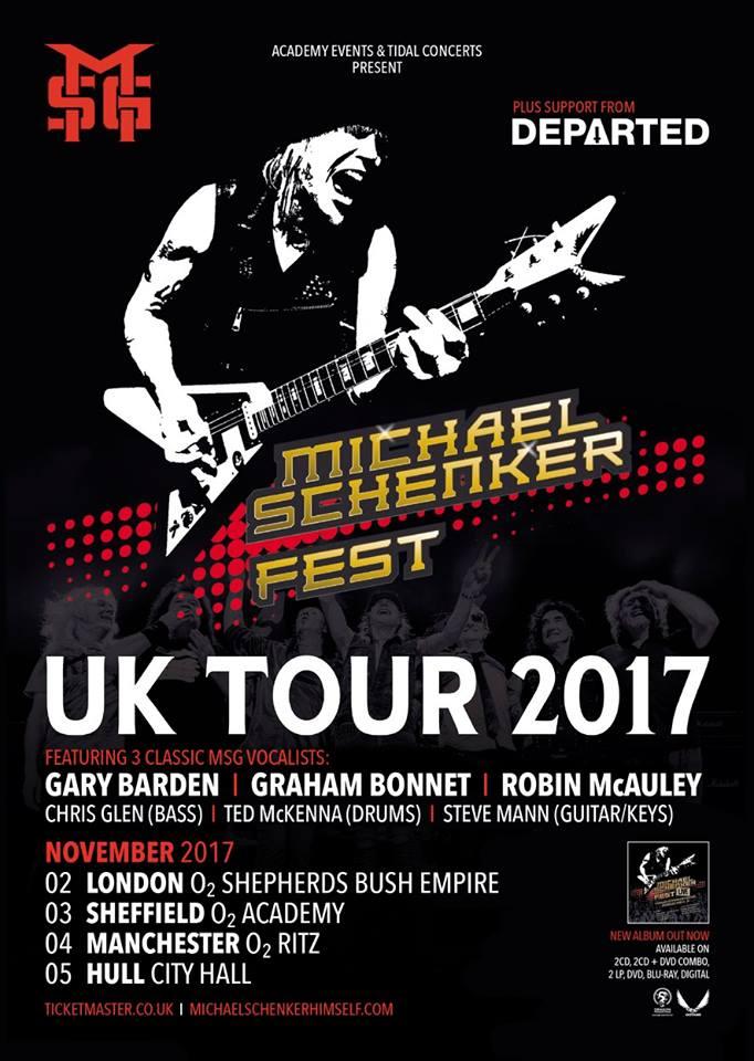 Msg Uk Tour Dates