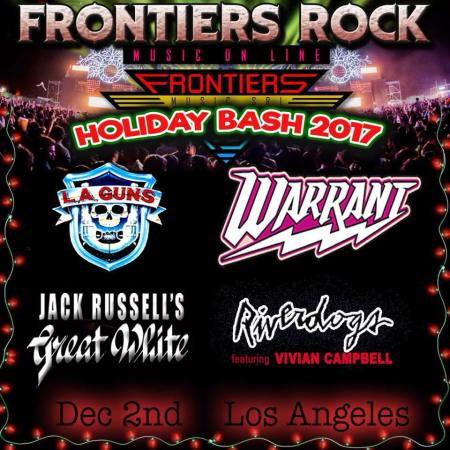 Rockin Christmas Bash - 2017 - LA Guns Warrant - #33MO7ILMFSO33