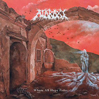 ATARAXY - When All Hope Fades - promo cover pic - 2018 - #MO0333ILMN
