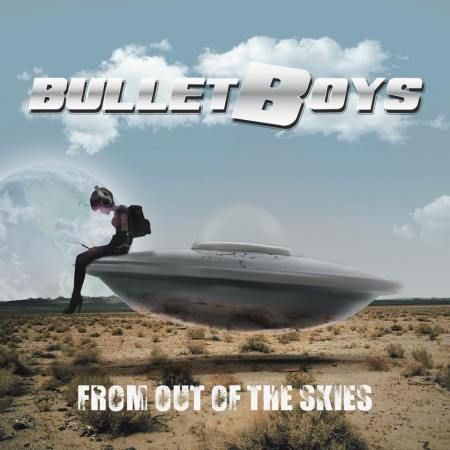 BulletBoys - From Out Of The Skies - promo album cover pic - 2018 - #33MO333ILMFSO3