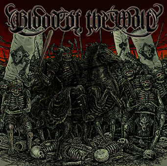 Blood Of The Wolf - II Campaign Of Extermination - 2018 - album cover - #33MO333