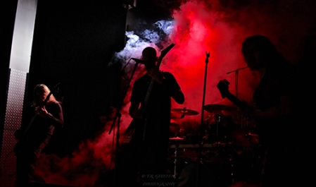 Bloof Of The Wolf - live pic - 2018 -