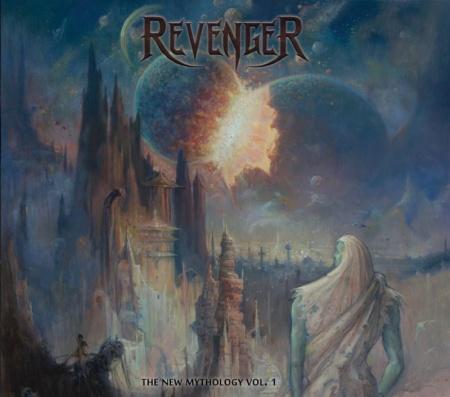 Revenger - The New Mythology Vol 1 - promo cover pic - 2018 - #33ILMW33MO