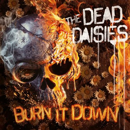 The Dead Daisies - Burn It Down - promo album cover pic - 2018 - #33MO0809ILMWDOS