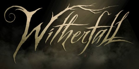 WITHERFALL - band logo - 2018 - #33MO933ILMNBDSO3