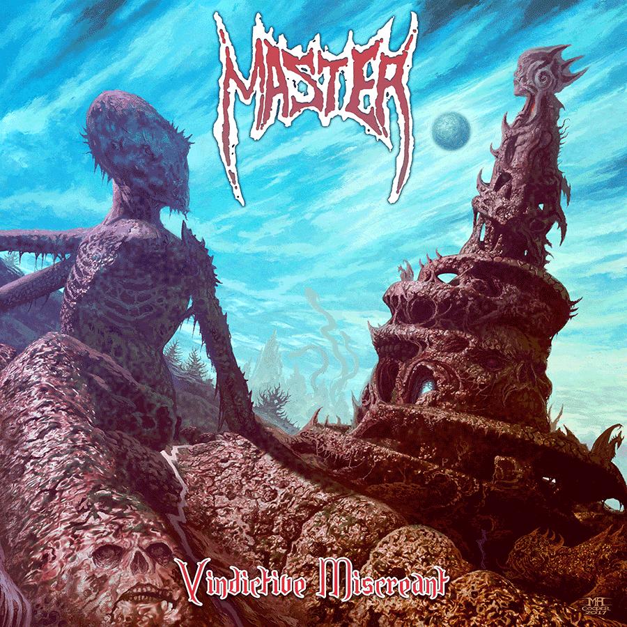 Death Metal Legends MASTER Sign To Transcending Obscurity
