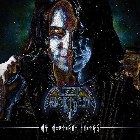 Lizzy Borden - My Midnight Things - album cover - 2018 - #333ILMG332