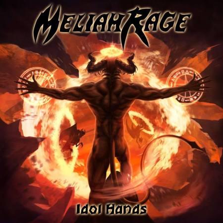 Meliah Rage - Idol Hands - promo cover pic - 2018 - #33MO33ILMGD3
