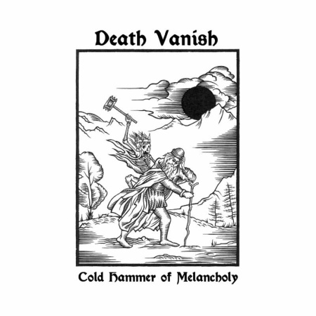 Death Vanish - Melancholy EP - promo cover pic - 2018 - #33ILMNG333