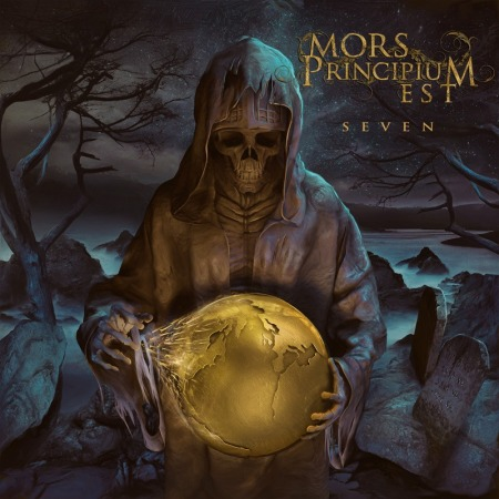 Mors Principium Est - Seven - promo album cover pic